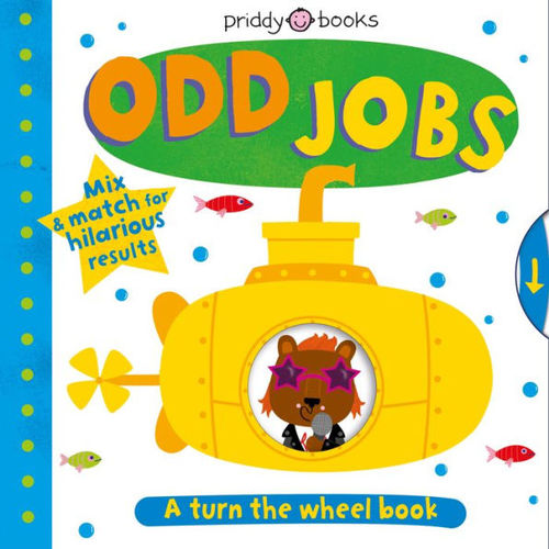 Turn the wheel: Odd Jobs book