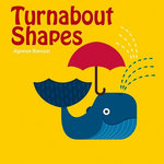 Turnabout Shapes book