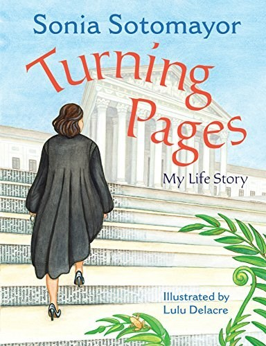 Turning Pages: My Life Story book