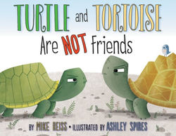 Turtle and Tortoise Are Not Friends book