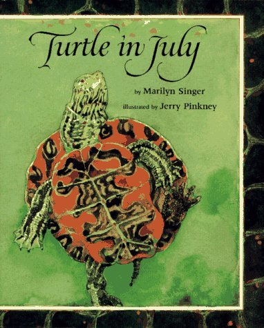 Turtle in July book