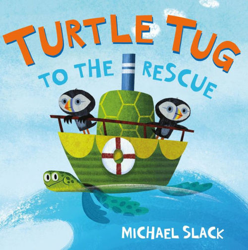 Turtle Tug to the Rescue book