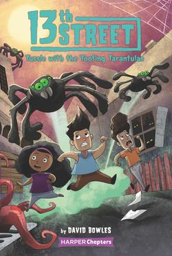 Tussle with the Tooting Tarantulas book