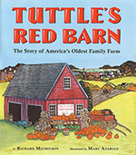 Tuttles Red Barn book