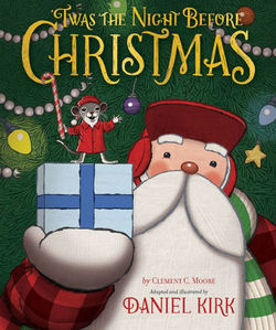 twas the night before christmas book - Night Before Christmas Book