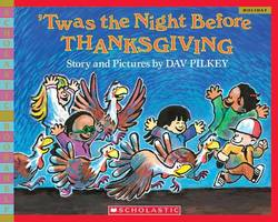 'Twas the Night Before Thanksgiving book