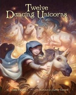 Twelve Dancing Unicorns book