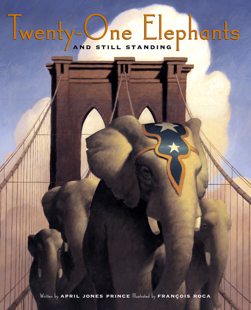 Twenty-one Elephants and Still Standing book