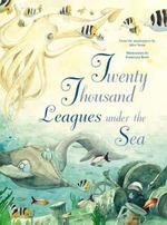 Twenty  Thousand  Leagues  Under  the  Sea book