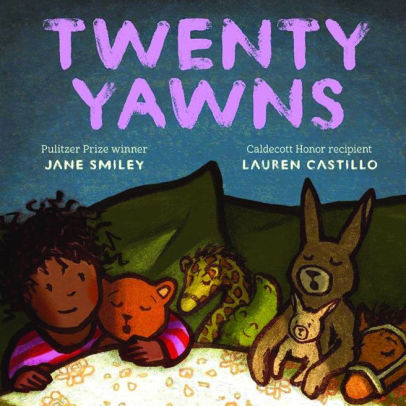 Twenty Yawns book