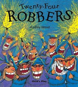 Twenty-Four Robbers book