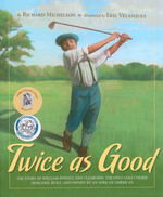 Twice As Good- William Powell book