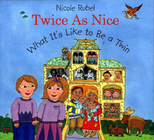 Twice As Nice book