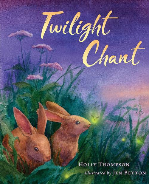 Twilight Chant book