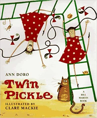 Twin Pickle book