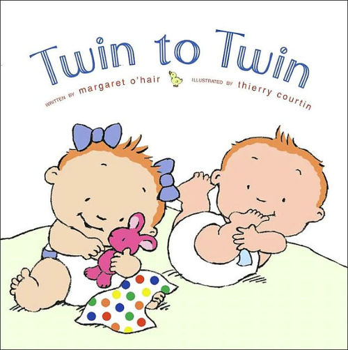 Twin to Twin book