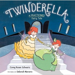 Twinderella, a Fractioned Fairy Tale book