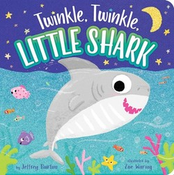Twinkle, Twinkle, Little Shark book