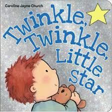 Twinkle, Twinkle, Little Star book