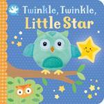 Twinkle, Twinkle, Little Star Finger Puppet Book book