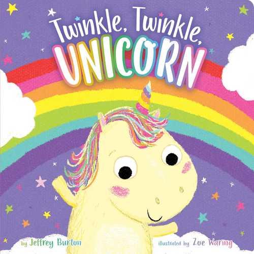 Twinkle, Twinkle, Unicorn Book
