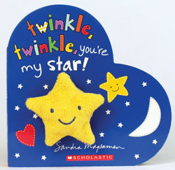 Twinkle, Twinkle, You're My Star book
