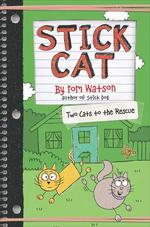 Two Cats to the Rescue book