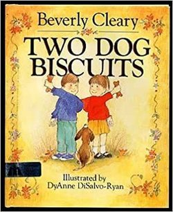 Two Dog Biscuits book