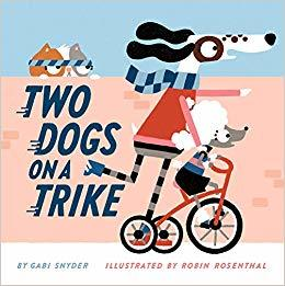 Two Dogs on a Trike book