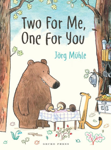 Two for Me, One for You book