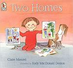 Two Homes book