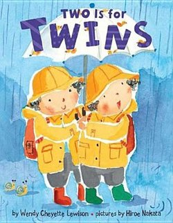Two Is for Twins book