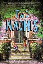 Two Naomis book