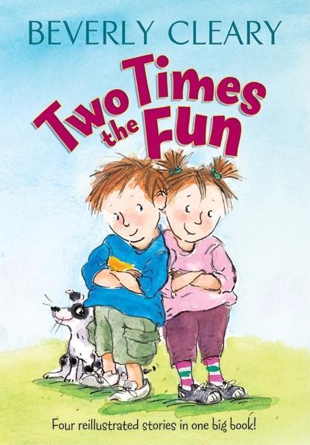 Two Times the Fun book