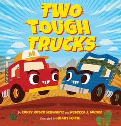 Two Tough Trucks book