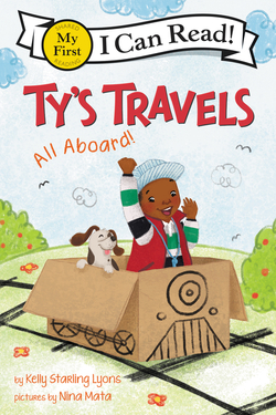 Ty's Travels: All Aboard! book