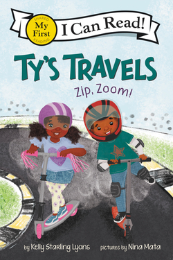 Ty's Travels: Zip, Zoom! book
