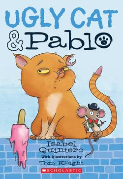 Ugly Cat & Pablo book