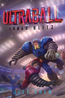 Ultraball #1: Lunar Blitz book