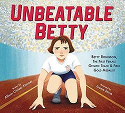 Unbeatable Betty book
