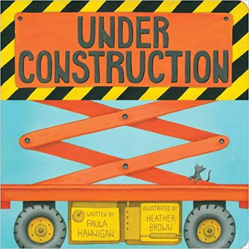Under Construction book