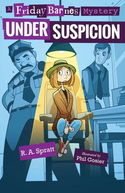 Under Suspicion: A Friday Barnes Mystery book
