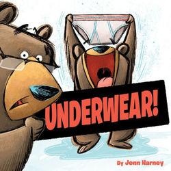 Underwear! book