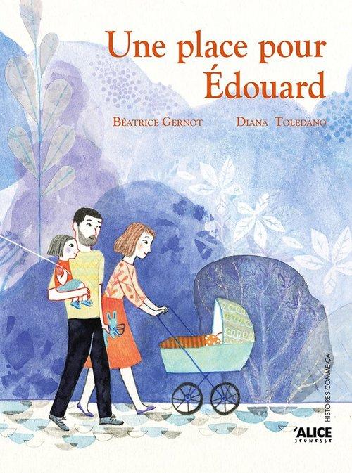 Une Place Pour Edouard book