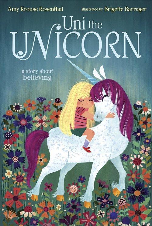 Uni the Unicorn book