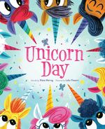 Unicorn Day book