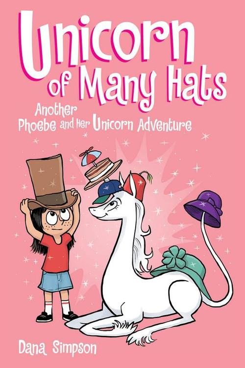 Unicorn of Many Hats Book