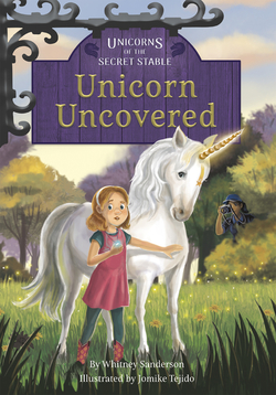 Unicorn Uncovered book