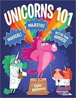 Unicorns 101 book