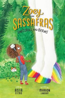 Unicorns and Germs book